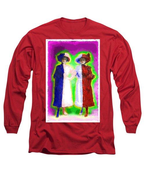 Cross Dressers Long Sleeve T-Shirt