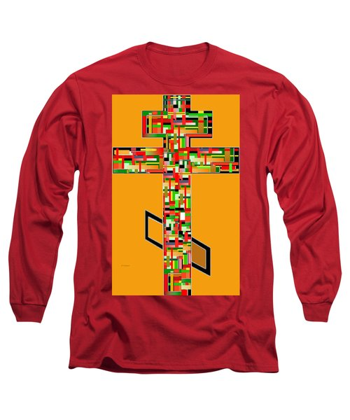 Cross No. 5 Long Sleeve T-Shirt