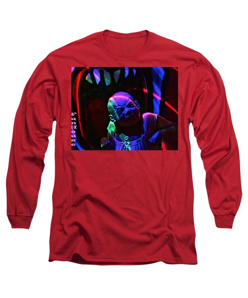Long Sleeve T-Shirt featuring the photograph Cry Baby by Patricia Arroyo
