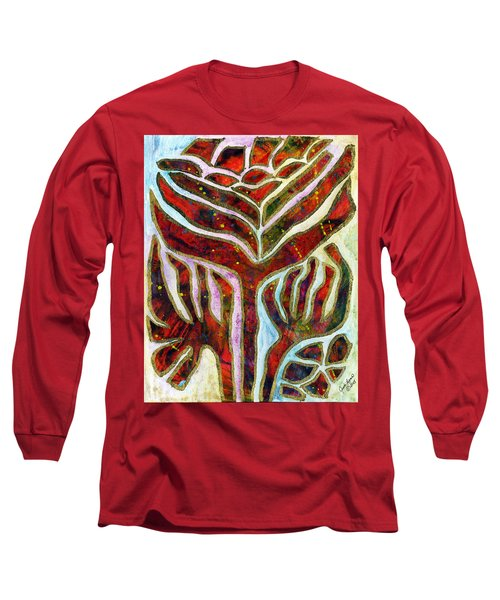 Cry Out Long Sleeve T-Shirt by The Art Of JudiLynn