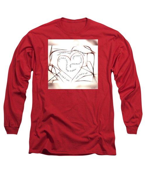 Cure Multiple Myeloma Long Sleeve T-Shirt