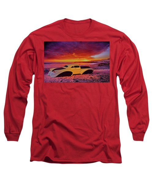 Long Sleeve T-Shirt featuring the photograph Custom Lead Sled by Louis Ferreira