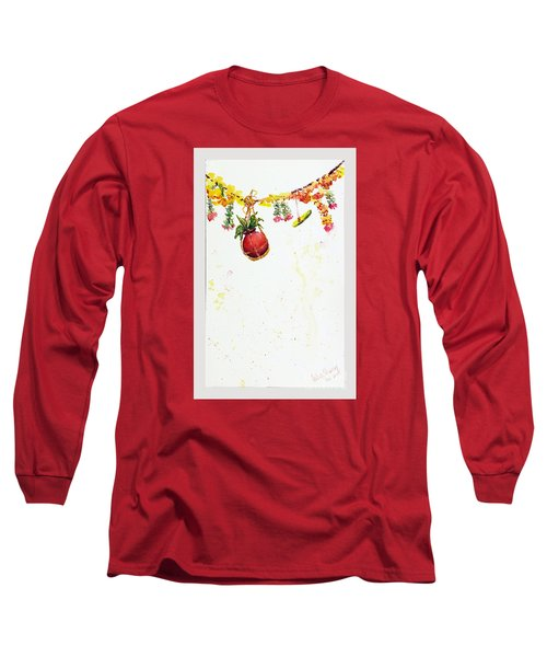 Dahi Handi Long Sleeve T-Shirt