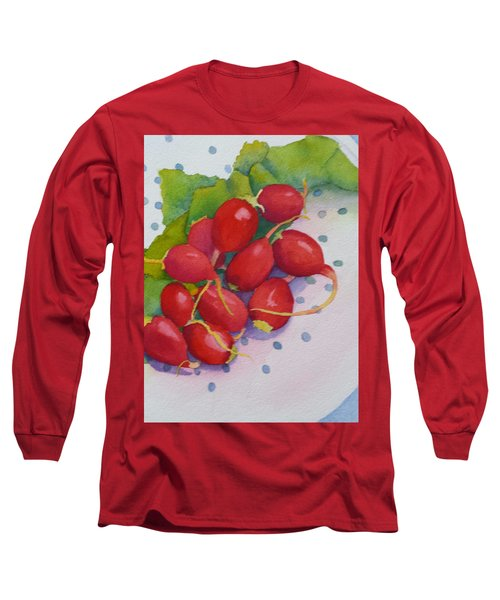 Dahling, You Look Radishing Long Sleeve T-Shirt