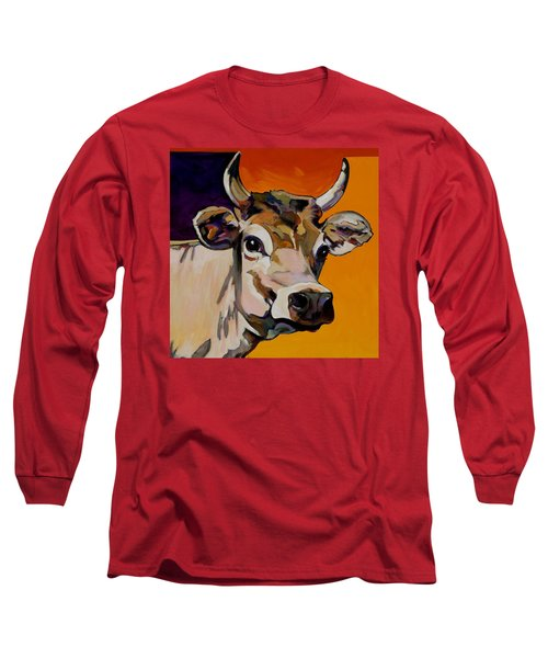Daisy Long Sleeve T-Shirt by Bob Coonts