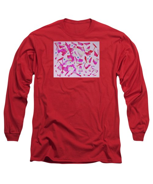 Dance In Pink Long Sleeve T-Shirt