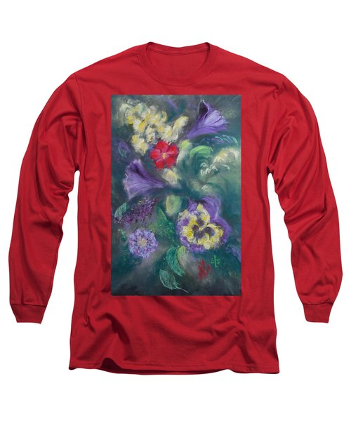 Dance Of The Flowers Long Sleeve T-Shirt