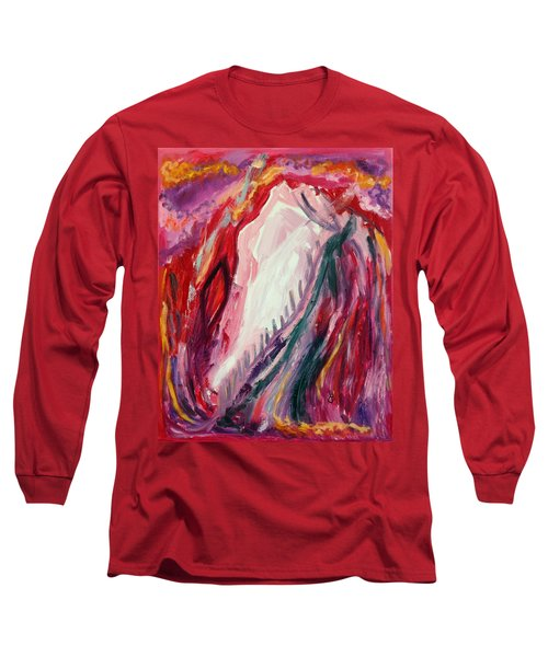 Dancing Under The Moon Long Sleeve T-Shirt
