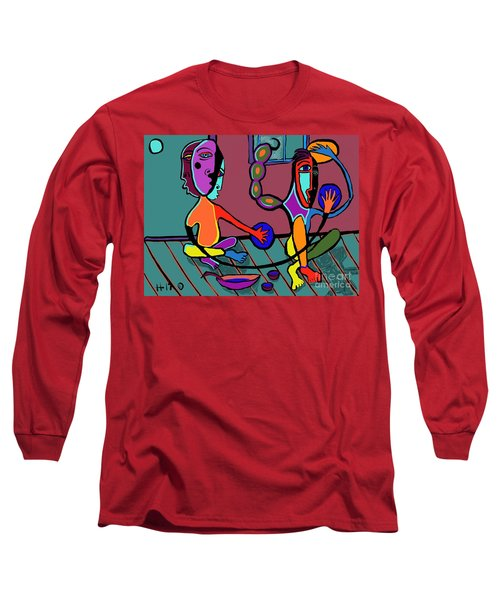 Dangerous Friends Long Sleeve T-Shirt