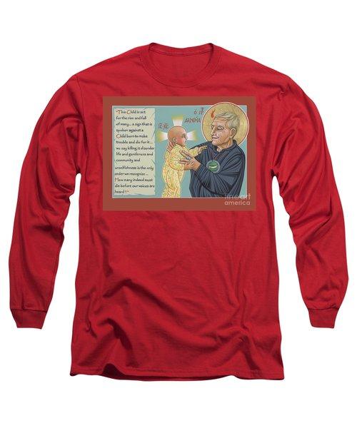 Holy Prophet Daniel Berrigan 291  Long Sleeve T-Shirt