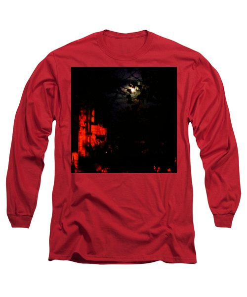Darkness Long Sleeve T-Shirt
