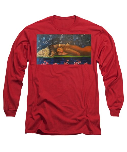 Daughter Of The Cosmos Long Sleeve T-Shirt