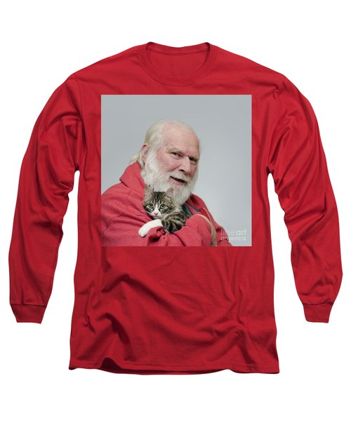David And Ms Alexia  Square Long Sleeve T-Shirt