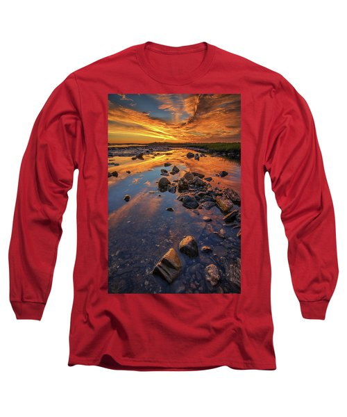 Dawn At Pott's Point Long Sleeve T-Shirt