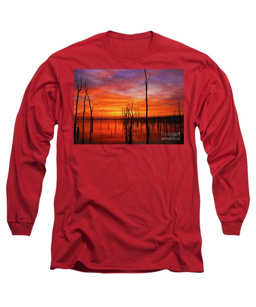 Dawns Approach Long Sleeve T-Shirt