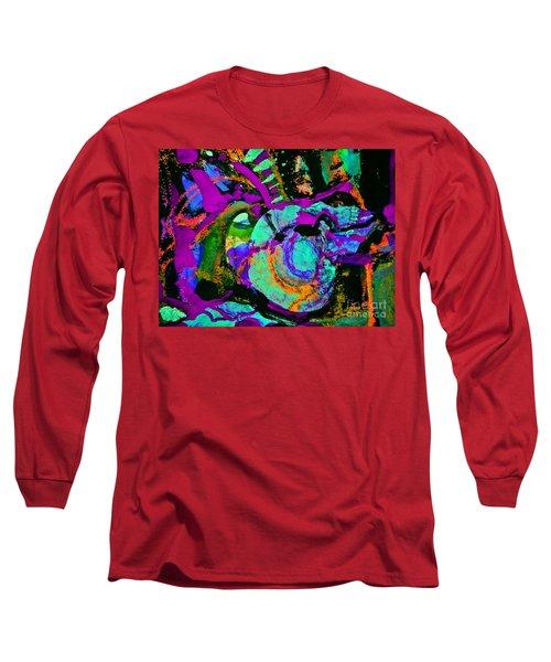Death Study-5 Long Sleeve T-Shirt