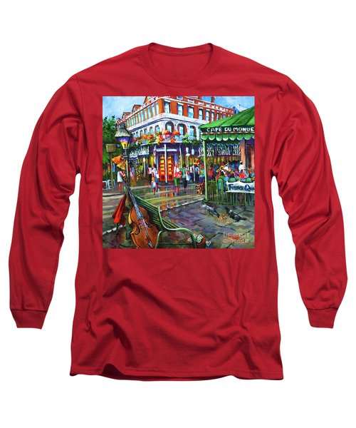 Decatur Street Long Sleeve T-Shirt