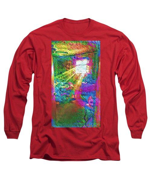 Deep Dream Long Sleeve T-Shirt