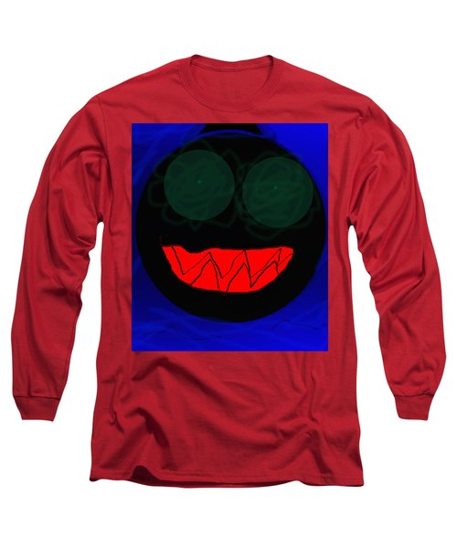 Deep Sea Long Sleeve T-Shirt by J Griff Griffin