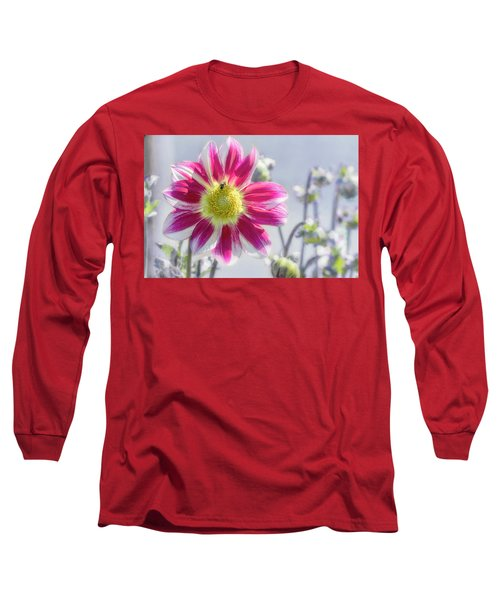 Delicious Dahlia Long Sleeve T-Shirt