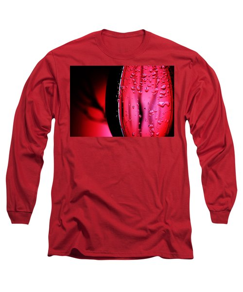 Delicious Red Long Sleeve T-Shirt
