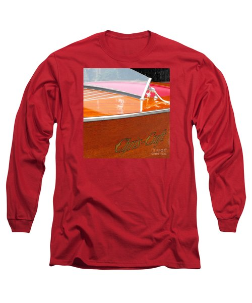 Chris Craft Deluxe Long Sleeve T-Shirt