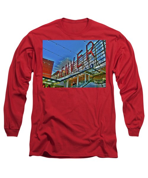 Denver Long Sleeve T-Shirt