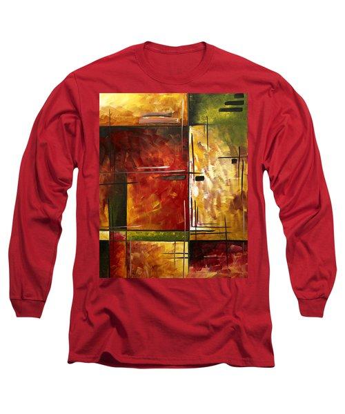 Depth Of Emotion By Madart Long Sleeve T-Shirt