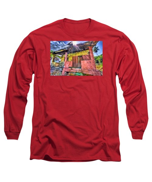 Derelict House Long Sleeve T-Shirt