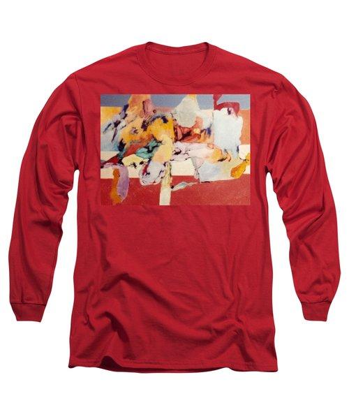 Desert Caravan Long Sleeve T-Shirt