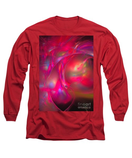 Desire Long Sleeve T-Shirt by Sipo Liimatainen