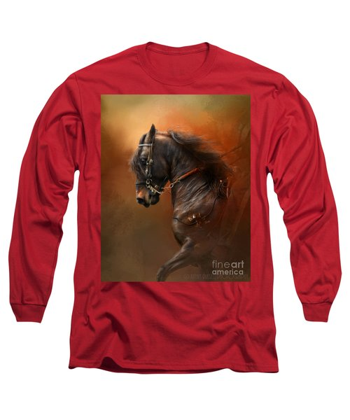 Desparate' Long Sleeve T-Shirt by Kathy Russell