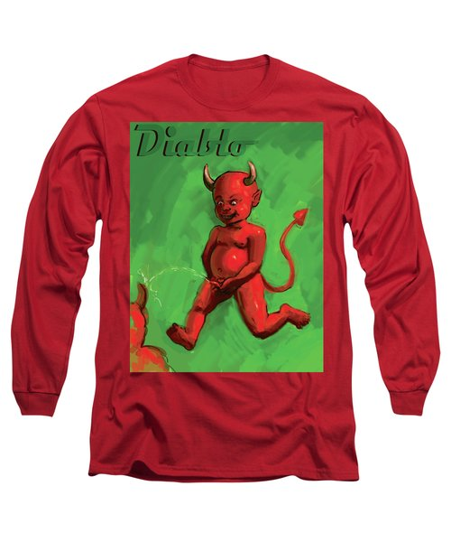 Diablo Long Sleeve T-Shirt