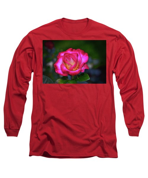 Dick Clark Rose 002 Long Sleeve T-Shirt