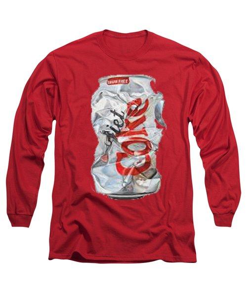 Diet Coke T-shirt Long Sleeve T-Shirt