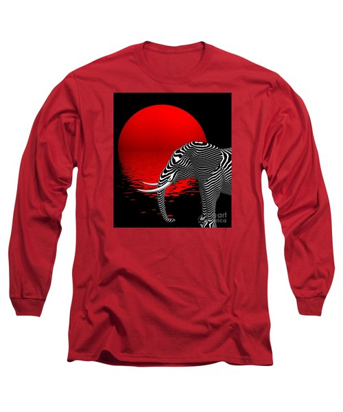 Digiphant Long Sleeve T-Shirt