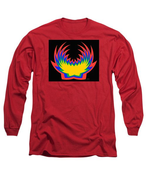 Digital Art 14 Long Sleeve T-Shirt