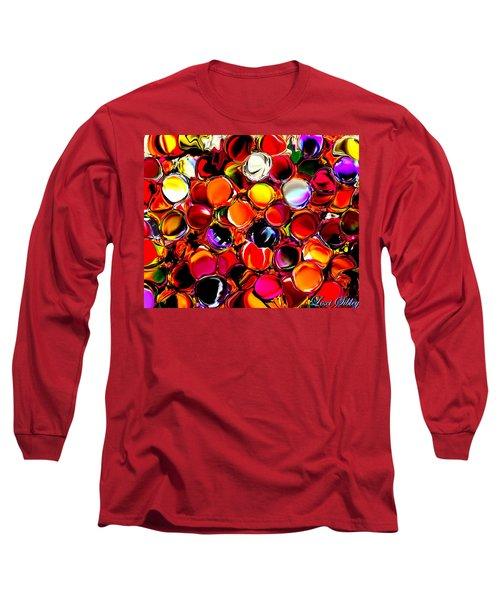 Digital2012b Long Sleeve T-Shirt