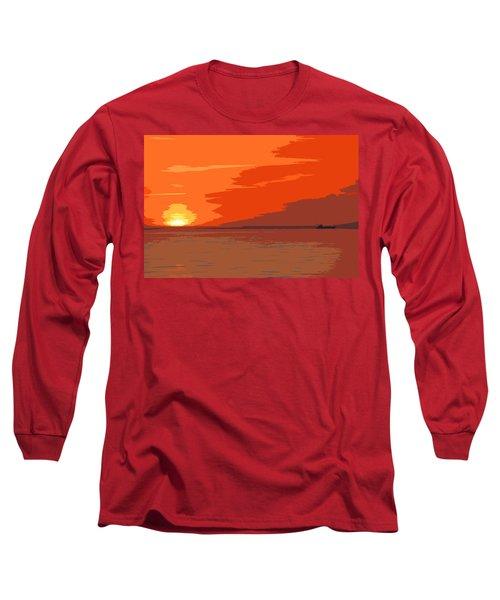 Direct Hit Long Sleeve T-Shirt