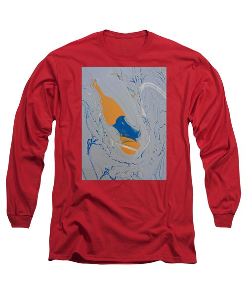 Discarded Pumpkin Core Long Sleeve T-Shirt