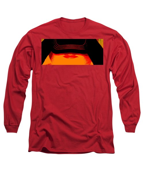 Discretion Long Sleeve T-Shirt