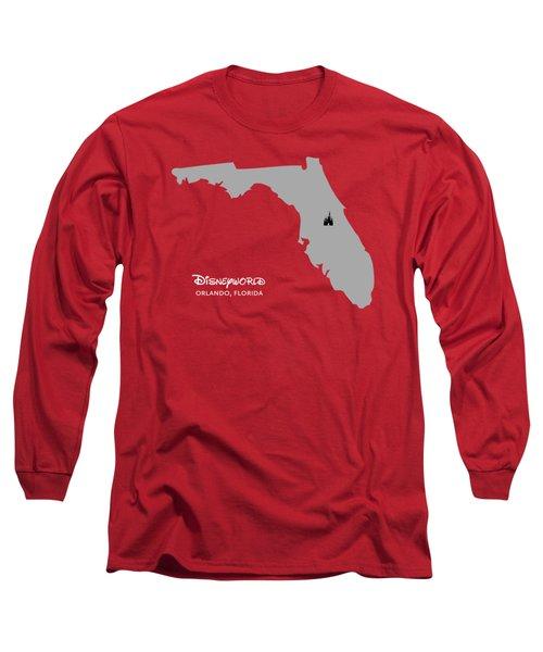 Disneyworld Long Sleeve T-Shirt