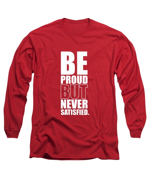 Do Not Give Up Gym Quotes Poster Long Sleeve T-Shirt