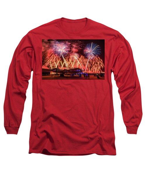 Doc's Fireworks Long Sleeve T-Shirt