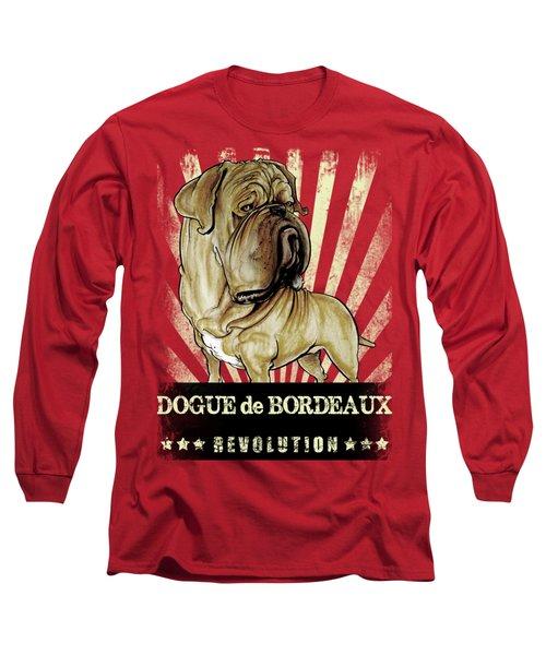 Dogue De Bordeaux Revolution Long Sleeve T-Shirt