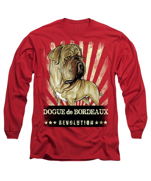 Dogue De Bordeaux Revolution Long Sleeve T-Shirt