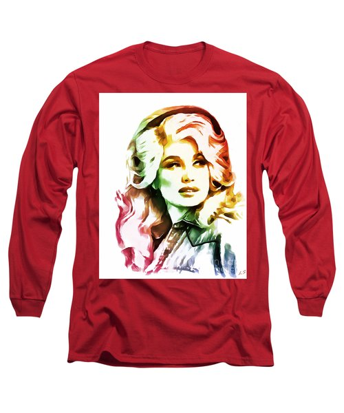 Dolly Parton Long Sleeve T-Shirt