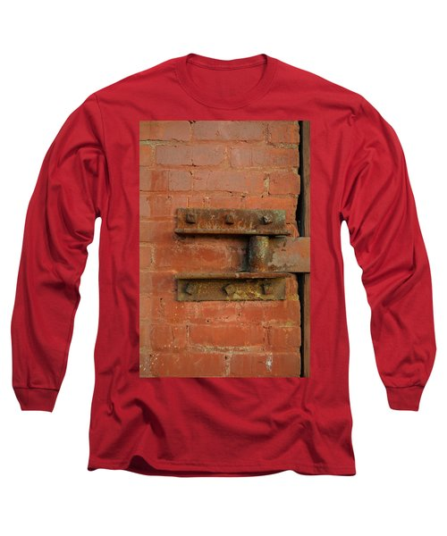Door Hinge Long Sleeve T-Shirt