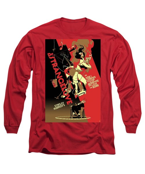 Dr. Strangelove Theatrical Poster Number One 1964 Long Sleeve T-Shirt