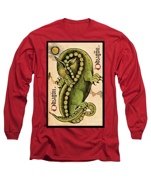 Dragon Dragon Long Sleeve T-Shirt
